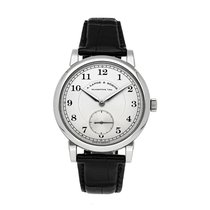 A. Lange & Söhne Platinum 40mm Manual winding 233.025 pre-owned United States of America, Pennsylvania, Bala Cynwyd