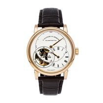 A. Lange & Söhne Rose gold 41.9mm Manual winding 760.032 pre-owned United States of America, Pennsylvania, Bala Cynwyd