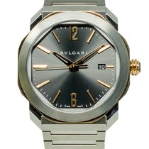 Bulgari Steel 41mm Automatic 103083 new