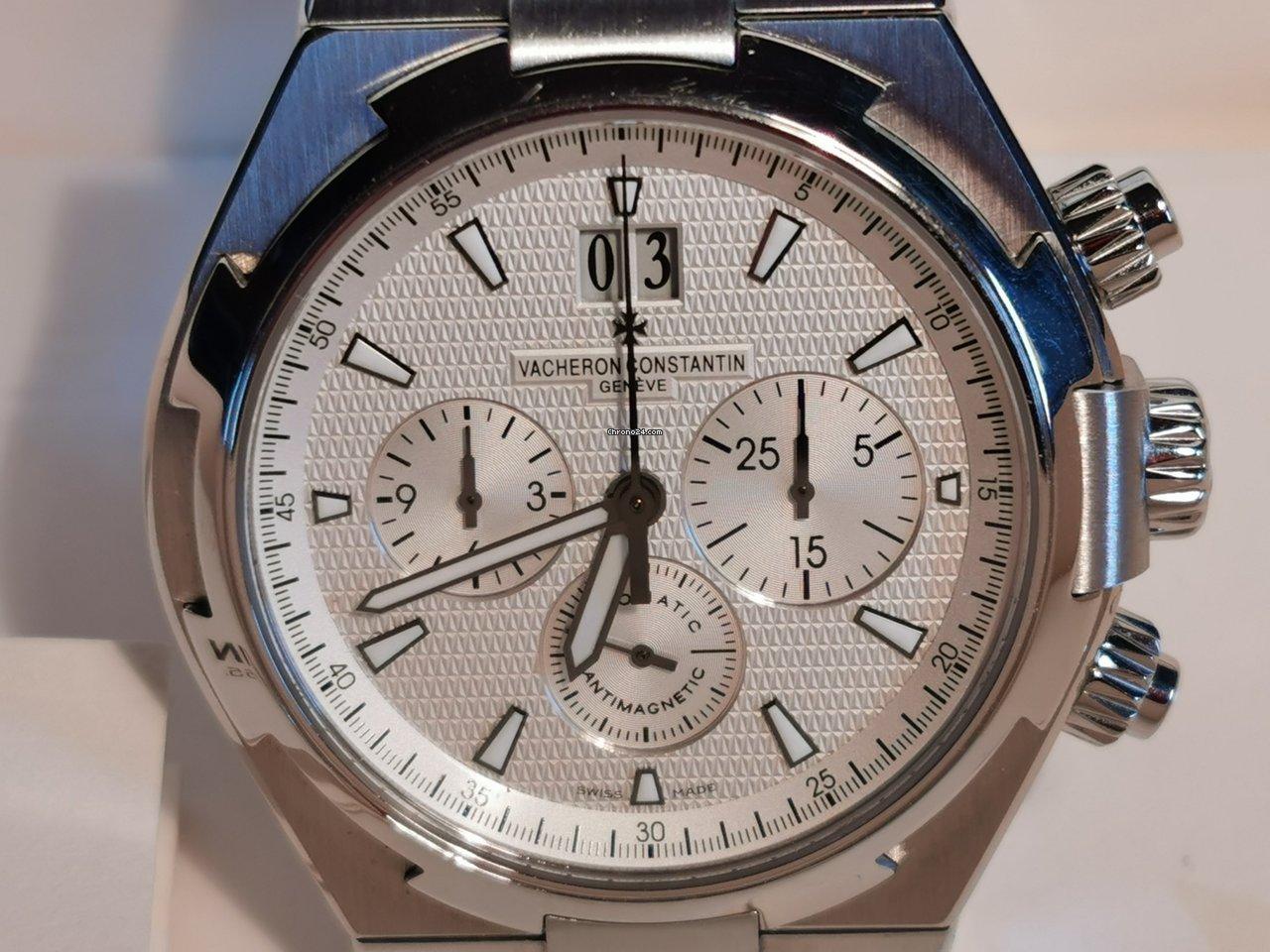 Vacheron Constantin Overseas Chronograph 49150/B01A-9095 2006 pre-owned