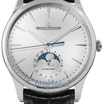 Jaeger-LeCoultre Master Ultra Thin Moon Steel 39mm Silver United States of America, New York, Airmont