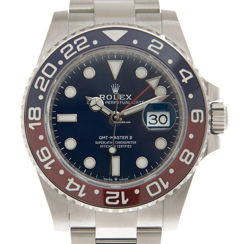 Rolex GMT-Master II 126719BLRO-0003 new