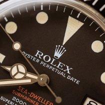 Rolex Sea-Dweller Stahl 40mm Schwarz Keine Ziffern Deutschland, München