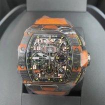 理查德•米勒 RM 011 RM 11-03 McLaren 全新 碳 50mm 自動發條 香港, Hong Kong