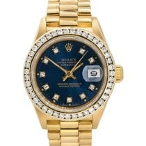 Rolex Datejust Good Yellow gold 26mm Automatic