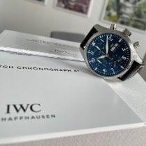 IWC IW388101 Stahl 2021 Fliegeruhr Chronograph 41mm neu