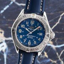 Breitling Superocean Stahl 41mm Blau Deutschland, Chemnitz