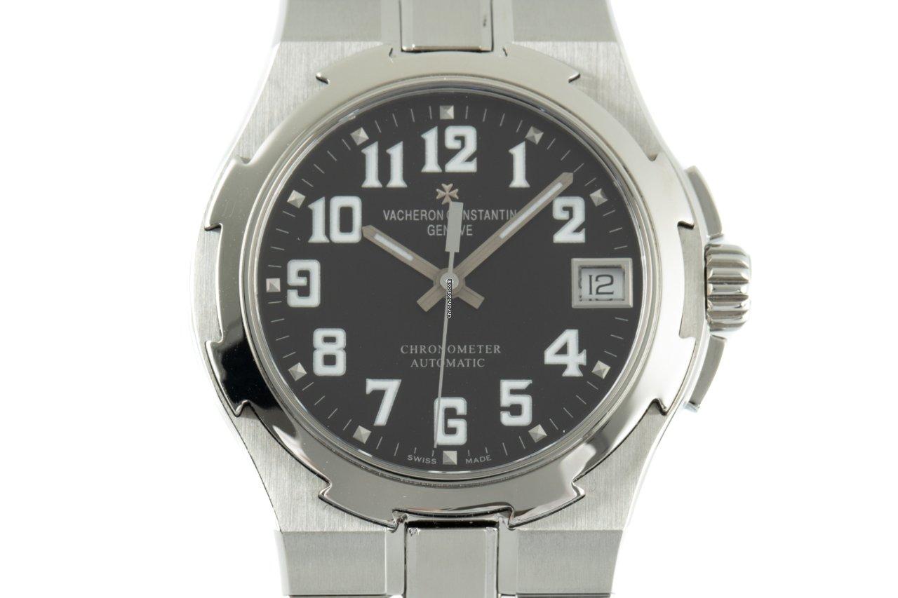 Vacheron Constantin Overseas 42050-72050/1 2000 pre-owned