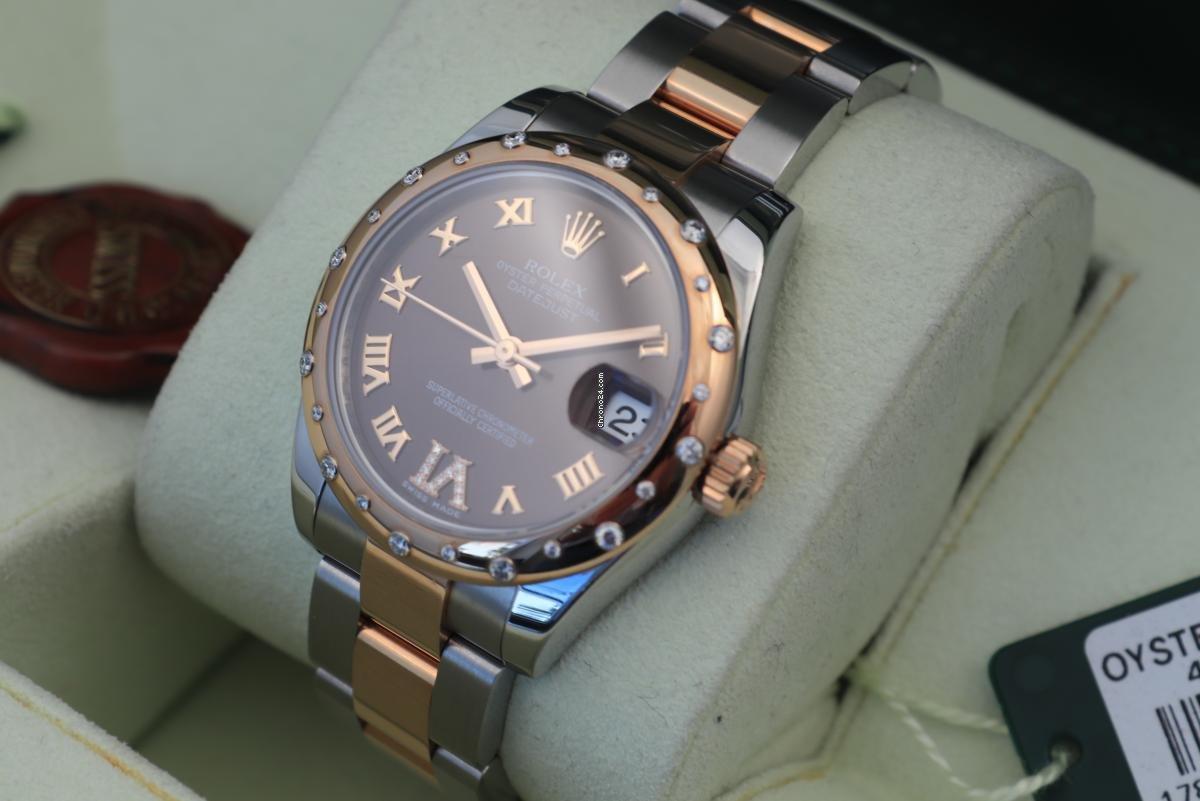 Rolex Datejust 31 178341 2012 new