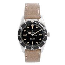Rolex Submariner (No Date) 6536/1 Muy bueno Acero 36mm Cuerda manual