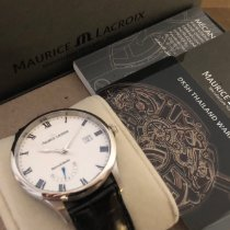 Maurice Lacroix Steel 40mm Automatic MP6807-SS001-112 pre-owned Thailand, Samutprakarn