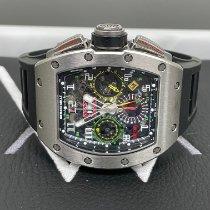 Richard Mille RM011-02 Titan 2016 RM 011 použité