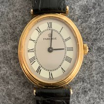 Fabergé Yellow gold 27mm Manual winding 21612949 pre-owned