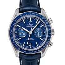 Omega 311.93.44.51.03.001 Titanium 2021 Speedmaster Professional Moonwatch 44.25mm nieuw