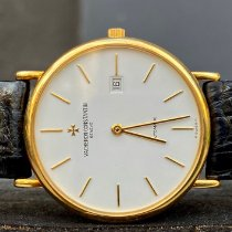 Vacheron Constantin Yellow gold 31.5mm Automatic 48002 pre-owned