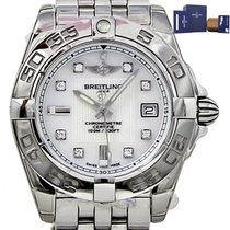 Breitling Galactic 32 Steel 32mm Mother of pearl United States of America, Florida, Miami