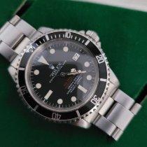 Rolex Sea-Dweller Deepsea Steel Black No numerals
