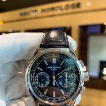 Patek Philippe Chronograph 5170P-001 Sehr gut Platin 39.4mm Handaufzug