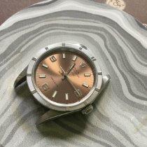 Rolex Air King Precision Steel 34mm Pink No numerals United States of America, California, Costa Mesa