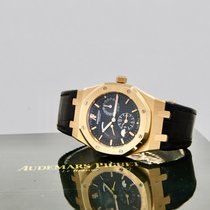 Audemars Piguet Royal Oak Dual Time 26120OR.OO.D002CR.01 Very good Rose gold 39mm Automatic