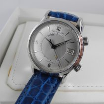 Jaeger-LeCoultre Steel 39mm Automatic 141.8.97/1 pre-owned