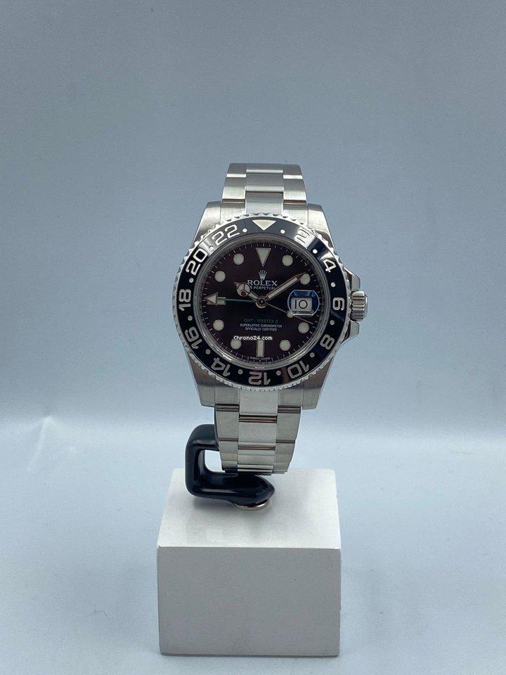 Rolex GMT-Master II 116710LN 2012 rabljen