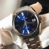 精工 Grand Seiko 鋼 40mm 藍色 香港