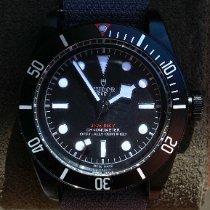 Tudor Black Bay Dark Steel 41mm Black No numerals United States of America, New York, BROOKLYN