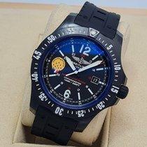 Breitling új Kvarc Korlátozott példányszámban 45mm Szén Zafírüveg