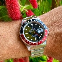 Rolex 16710 Steel 1989 GMT-Master II 40mm pre-owned United States of America, Pennsylvania, Douglassville