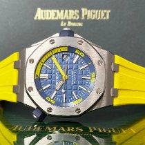 Audemars Piguet pre-owned Automatic 42mm Blue Sapphire crystal 30 ATM