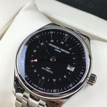 Frederique Constant Classics Index GMT occasion 42mm GMT Acier
