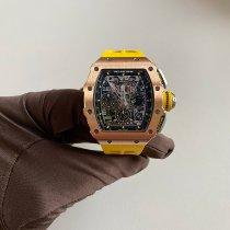 Richard Mille Ruzicasto zlato Automatika RM11-03 RG nov