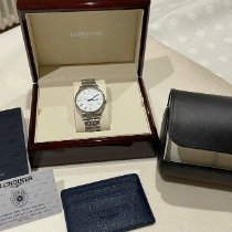 Longines Steel 40mm Automatic L2.821.4.11.6 pre-owned