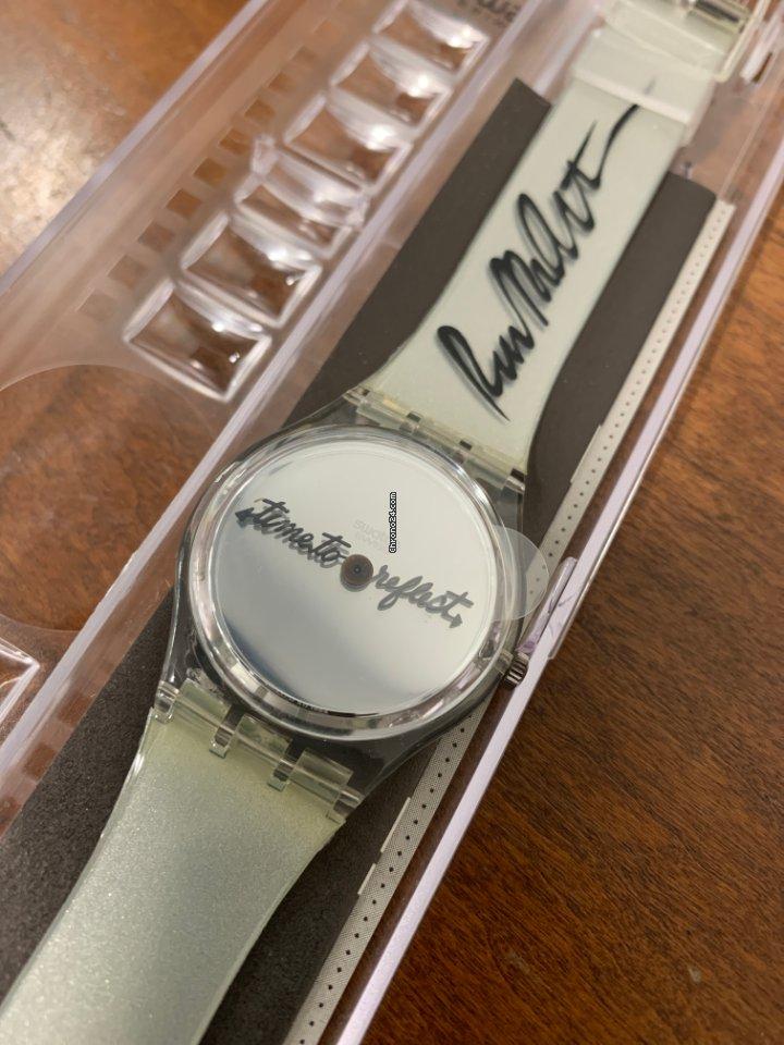 Swatch GZ143 1995 new