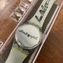 Swatch Plastic 33mm Quartz GZ143 new