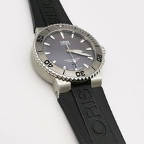 Oris Aquis Date Steel 43mm Grey