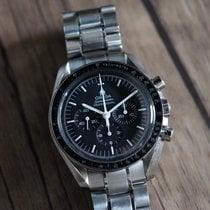 Omega Speedmaster Professional Moonwatch Steel 42mm Black No numerals United States of America, California, Sunnyvale