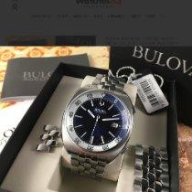 Bulova Accutron II 43mm Blue No numerals