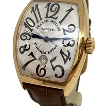 Franck Muller Casablanca 8880 SC DT New Yellow gold 39mm Automatic