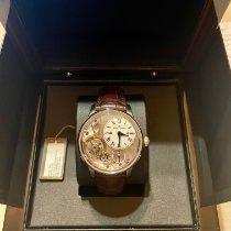 Maurice Lacroix (モーリス・ラクロア) マスターピース グラビティー 新品 2018 自動巻き 正規のボックスと正規の書類付属の時計 MP6118-SS001-110-1