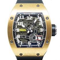 리차드밀 핑크골드 48mm 자동 RM029 중고시계