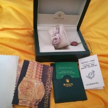 Rolex Lady-Datejust Χρυσός / Ατσάλι Σαμπανιζέ χρώμα Xωρίς ψηφία Ελλάδα, Αθήνα