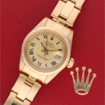 Rolex 6917 Oro giallo 1981 Lady-Datejust 26mm usato Italia, Milano