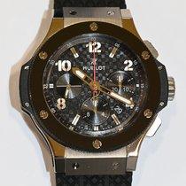 Hublot Big Bang 44 mm Steel 44mm Black Arabic numerals