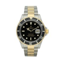 Rolex Submariner Date 16613LN Very good Gold/Steel 40mm Automatic South Africa, Centurion