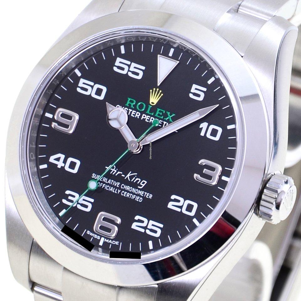 Rolex Air King 116900 2021 neu