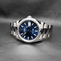 Rolex Datejust Steel 36mm Blue Australia