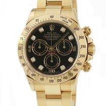 Rolex 116528G Or jaune Daytona 40mm occasion