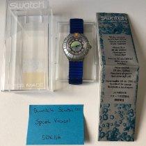 Swatch 38mm Quartz SDK 116 pre-owned
